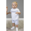 Blues Baby Wear Toy Soldiers T-Shirt and Shorts Set