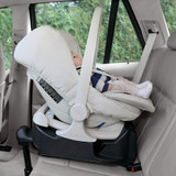 New Bebecar Lie Flat Car Seat - 2021
