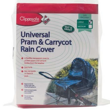 Pram & Carrycot Rain Cover