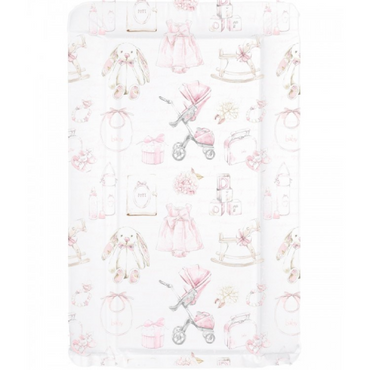Baby Girls Vintage Style Changing Mat