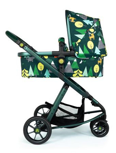 cosatto giggle 3 pram and pushchair in to the wild