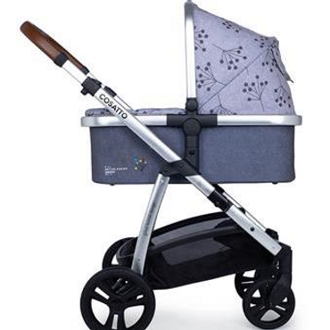 cosatto wow hedgerow pram and pushchair