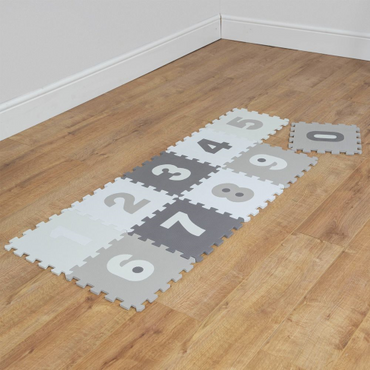 Bambino Foam Play Mat Puzzle - Numbers 0-9