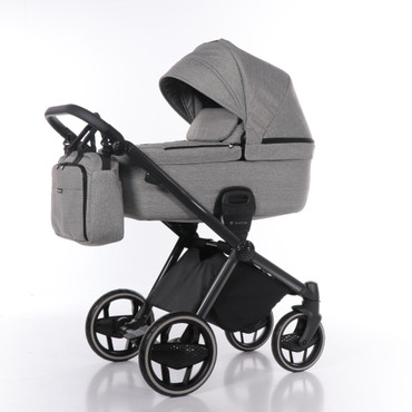 invictus baby slate grey new 3 in 1 travel system