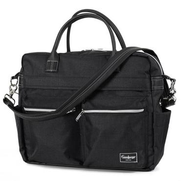 EmmalJunga Changing Bag - Lounge Black