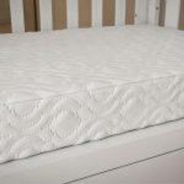 Deluxe Sprung Cot Bed Mattress 60cm x 120cm