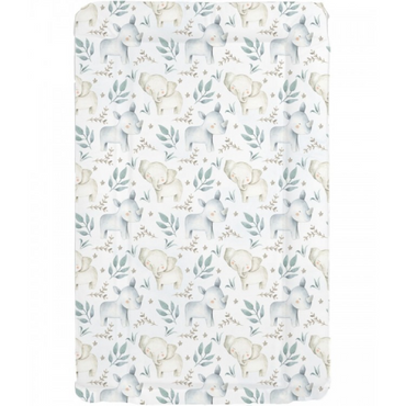Unisex Jungle changing mat Elephants & Rhinos