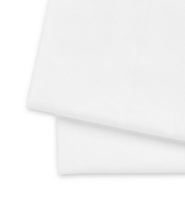 White Pram Flannelette Sheets