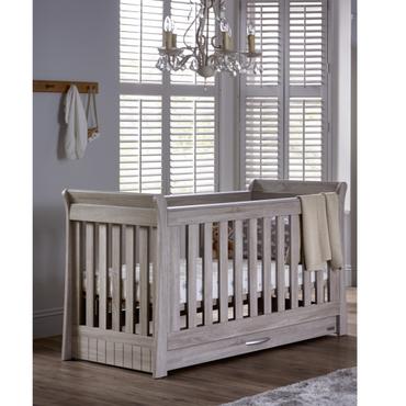 BabyStyle Noble 2 Piece Nursery Furniture Room Set + Free Sprung Mattress