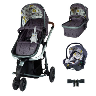 Cosatto Giggle 3 Travel System 3 in 1 Premium Bundle - Fika Forest