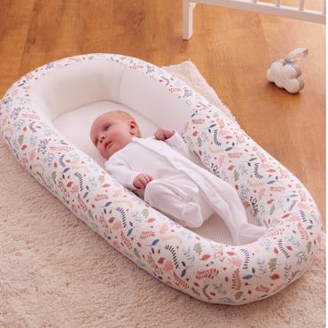Purflo Sleep Tight Baby Bed - Botanical