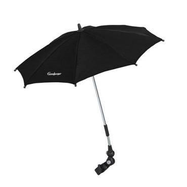Emmaljunga Outdoor Black Parasol