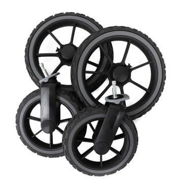 Emmaljunga Replacement Wheel Package - NXT90 -Off Road wheels puncture Free