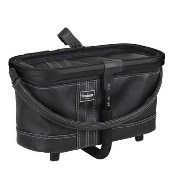 Emmaljunga Leatherette Side Bag - Fits NXT 60/90