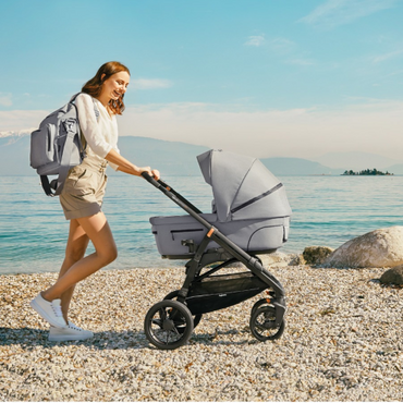 Inglesina Aptica XT Horizon Grey 3 in 1 Travel System - Adaptive Cruise All Terrain