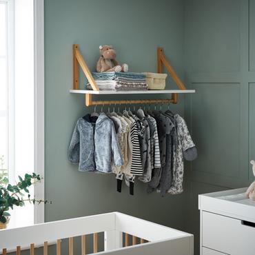 OBaby Scandi Inspired Maya Nursery Shelf
