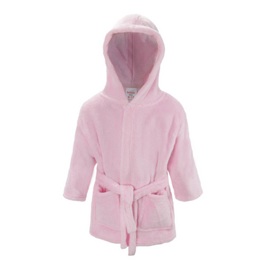Baby Pink Dressing Gown