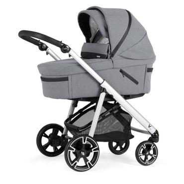 Bebecar V Pack Sport 3 in 1 Travel System New 2021 Bebecar - Ash Grey