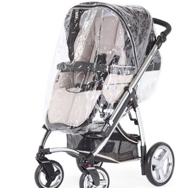 Bebecar Rain Cover for Carrycot and Puschair Seat units