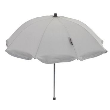 Bebecar Medium Grey Parasol - Bebecar Dove Grey, Pebble, Lava Grey & Stone Grey Parasol