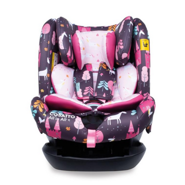 Cosatto All in All + Group 0+123 Car Seat Unicorn Land