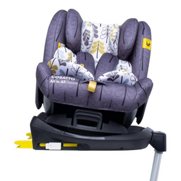 Cosatto All in All Rotate Group 0+123 Car Seat Fika Forest
