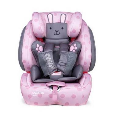 Cosatto Judo Group 123 Car Seat - Bunny Buddy