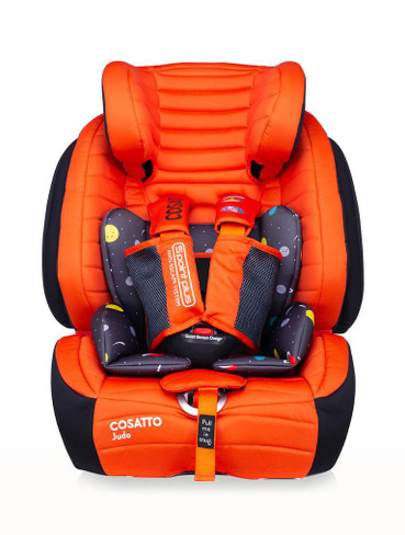 Cosatto Judo Group 123 Car Seat - Space Man
