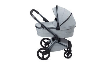 Anex Baby I Type Pram and Pushchair - Frost carrycot