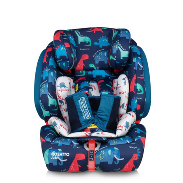 Cosatto Judo Group 123 Car Seat - D Is for Dino