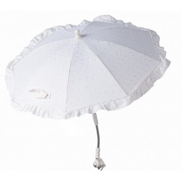 Universal Broderie Anglaise Parasol