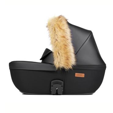 Anex Fur Hood Trim - Caramel