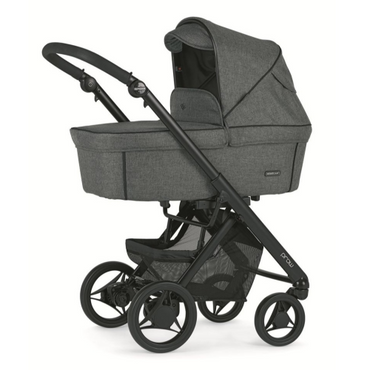 Bebecar Pack Prow 3 in 1 Travel System New 2021 Model - Grey