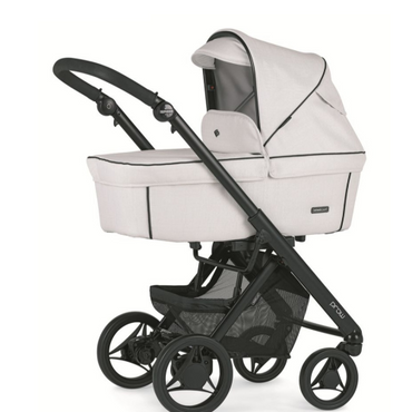 Bebecar Pack Prow 3 in 1 Travel System New 2021 Model - White