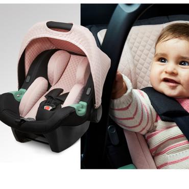 ABC Design Tulip Car Seat - Rose Gold Group 0+
