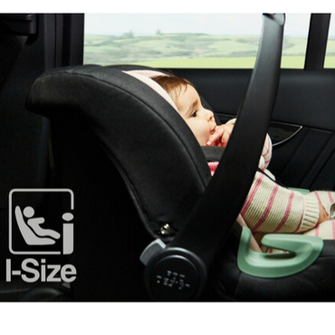 ABC Design Tulip Car Seat - Dolpin Black Group 0+