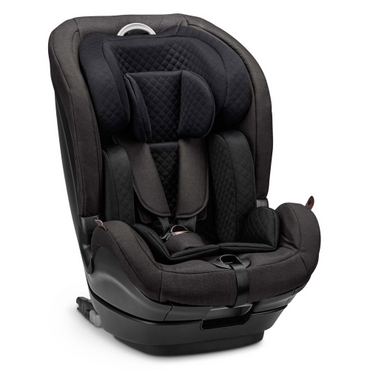 ABC Design Aspen Black Car Seat i-Size for children from 76 - 150 cm (15 months - 12 years)