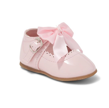 Pink Baby Girls Kylie Shoes