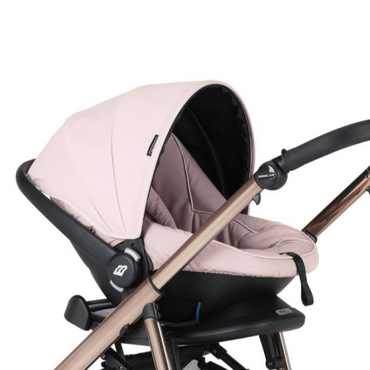 Bebecar EasyMaxi Pink Infant Carrier - Clearance