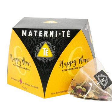 Materni-Te- Happy Mum Rejuvenating Herbal Tea Blend
