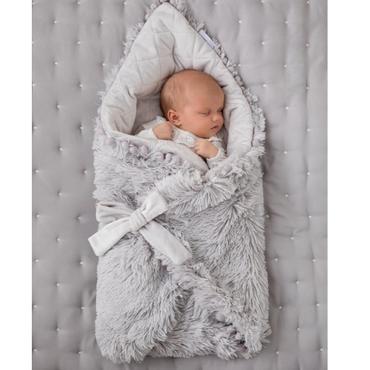 Koochi Baby Wrap in Grey