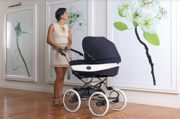 bebecar stylo class oxford blue pram package