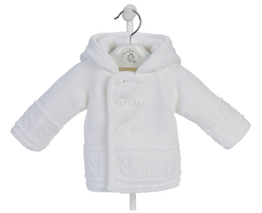 Unisex Baby Knitted Jacket