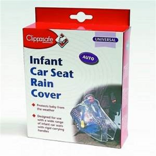 Car Seat Raincover for infant Carriers