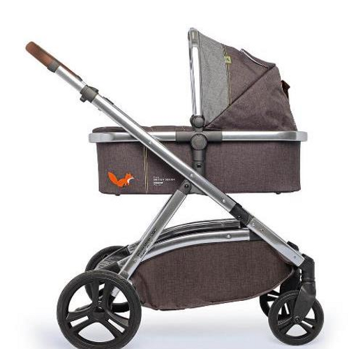 cosatto wow xl mister fox pram and pushchair