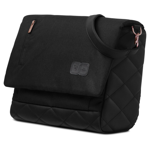 abc design diamond edition rose gold urban changing bag