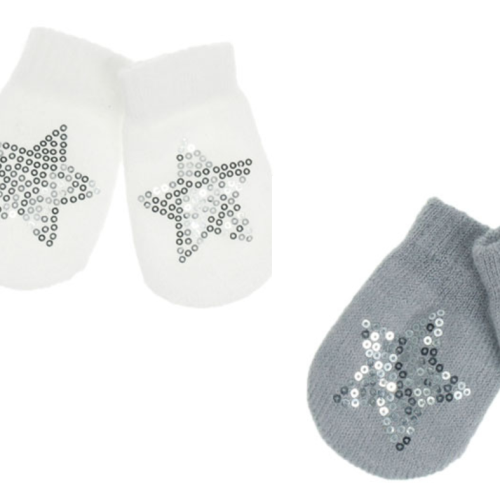 Star Mitts Winter Baby Mitts