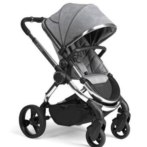 icandy peach light grey check stroller new 2020 colour