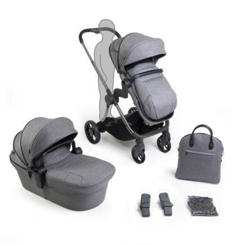 icandy lime lifestyle Charcoal Grey bundle - new 2020 icandy