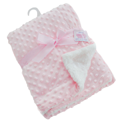 Bubble Blanket in Pink